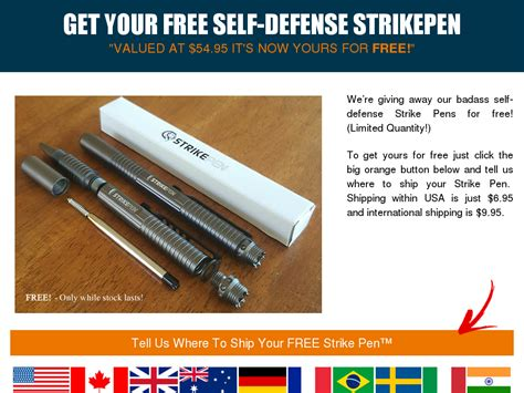 [click]we Are The 1 Tactical Pen In America - Cbengine Com.